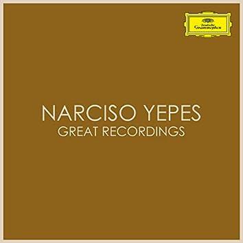 Narciso Yepes - Great Recordings