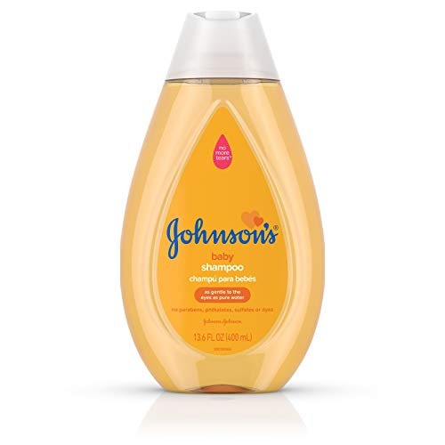 Johnson's Tear Free Baby Shampoo 27.1 oz Now $4.74 (Was $7.49)