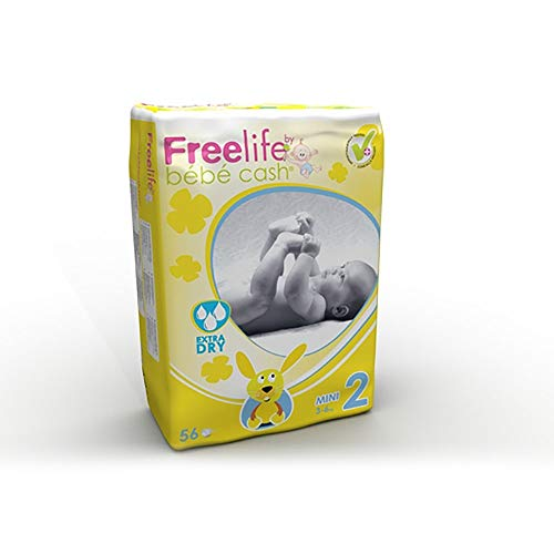 Freelife Bebe Cash 3-6 kg 56 unidades