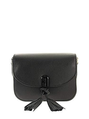 FURLA 1927 mini leather satchel bag