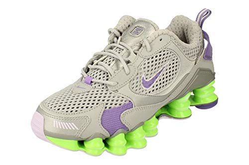 Nike Mujeres Shox TL Nova SP Running Trainers CK2085 Sneakers Zapatos (UK...