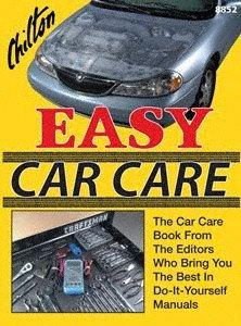 Chilton 8852 Care Easy Car Care Book