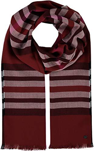 FRAAS Damen-Schal Kariert XXL - 60 x 200 cm - Moderner Oversized Decken-Schal - Plaid-Stola mit Karo-Muster - Perfekt für jede Jahreszeit - Made in Germany Rost