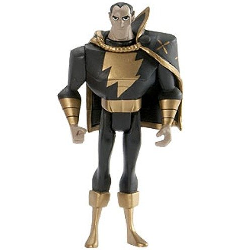 Mattel DC Universe Justice League Unlimited Fan Collection Black Adam Action Figure