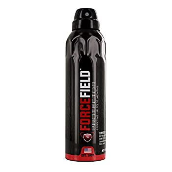 Forcefield Unisex-Adult Waterproof and Stain Resistant Protectant Spray for Shoes Clothes and Hats 6-Ounce Bottle