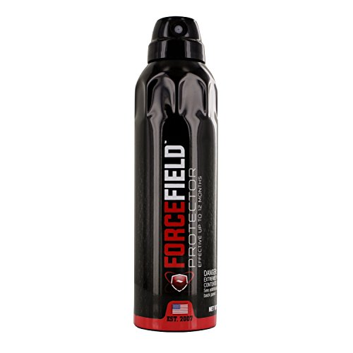 ForceField Protector Waterproof and Stain Resistant Protectant Spray for Shoes, Clothes and Hats
