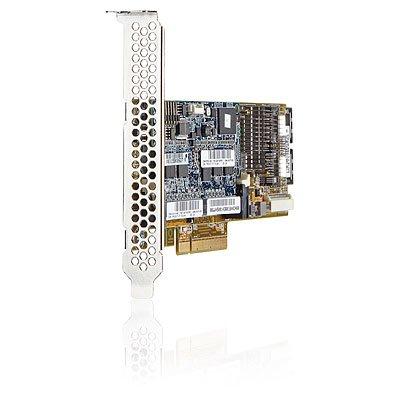 HP Hewlett Packard Enterprise SmartArray P420/1GB FBWC 6Gb 2-Ports Int SAS Controller - RAID-Controller (SAS, PCI Express x8, 0, 1, 5, 6, 10, 50, 60, 1024 MB, 6 Gbit/s, 190,5 mm)