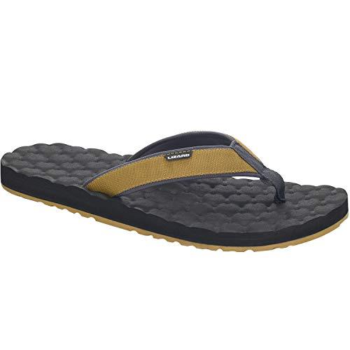 Lizard Way Grau, Sandale, Größe EU 40 - Farbe Plain Dark Grey