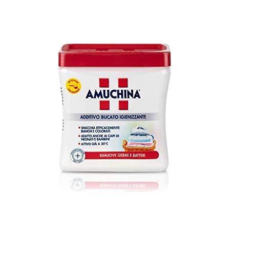 Amuchina - Additivo Polvere Igienizzante - 4 pezzi da 500 g [2 kg]
