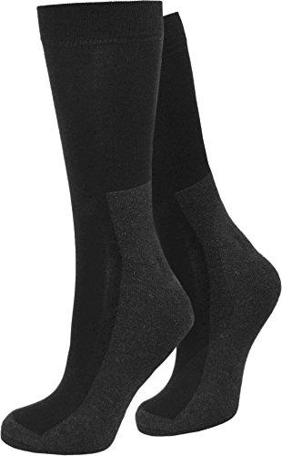 normani 6 Paar Socken mit X-Static® & Coolmax in Kurzschaft, Wellness oder Sport Farbe X-Static-Wellness Größe 43/46