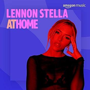 Lennon Stella At Home