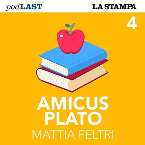 Tom Wolfe e Nicola Chiaromonte, possibile? (Amicus Plato 4) audiobook cover art