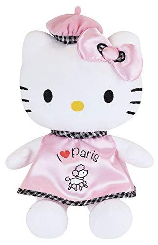 Jemini 023361 - Peluche a forma di Hello Kitty, +/-27 cm