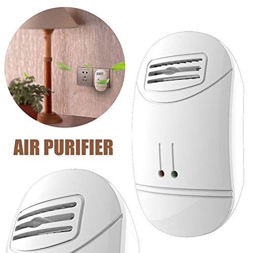Best Prices! PARTY LADY Portable Air Purifier for Home Bedroom 20Sqr.m Room Air Filter White