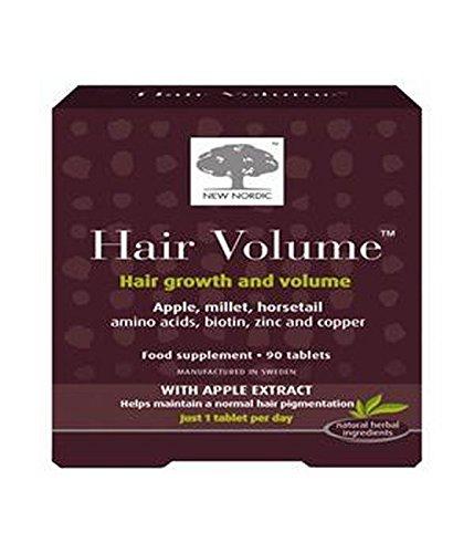 New Nordic Hair Volume 90tabs (3 pack)