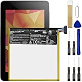 for Google Nexus 7 FHD 2nd ASUS ME571KL K009 C11P1303 Replacement Battery with...