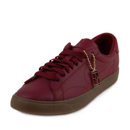 Nike Tennis Classic AC SP, Zapatillas de Tenis Hombre, Azul Marino/Marrón (Maroon/Maroon-Gum Light Brown), 45
