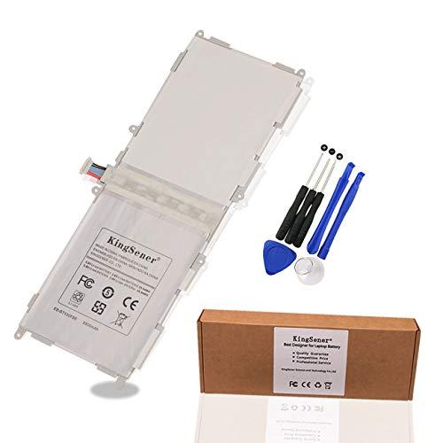 KingSener EB-BT530FBE Batería para portátil SAMSUNG Galaxy Tab 4 10.1 T530 T531 T535 SM-T535 T533 SM-T537 T530NU EB-BT530FBU 6800mAh/25.84WH