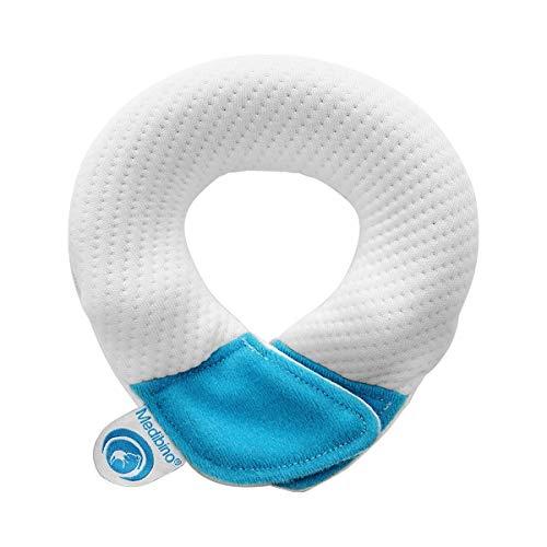 Medibino®|Medizinisch Patentiertes Babykissen gegen Plattkopf, Kopfverformungen und Flachkopf | DAS BESTE FÜR DEIN BABY