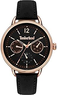 Timberland Womens Analogue Quartz Watch with Leather Strap TBL.15646MYR/02