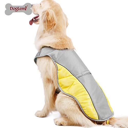 DogLemi(ドッグレミ) クールベスト 犬 冷感犬服 小型犬 中型犬 大型犬 ペットクーリングベスト ペット用...