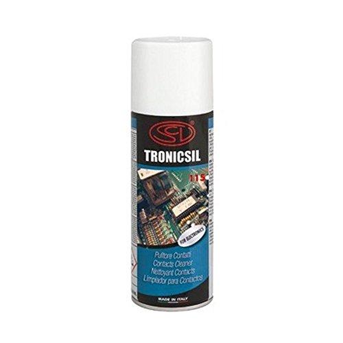 TRONICSIL - Pulitore spray secco per contatti elettrici 200 ml SCV