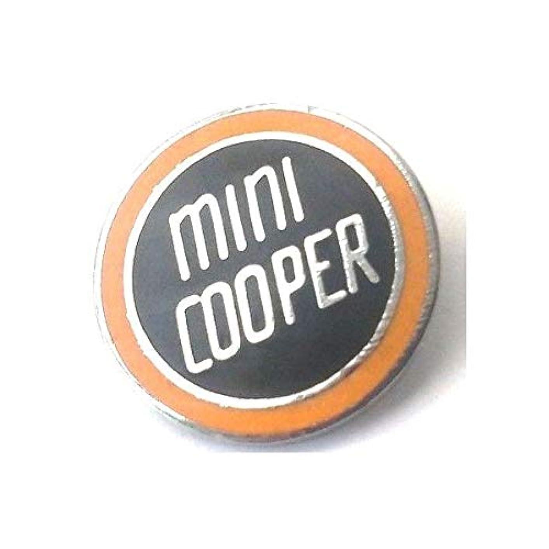 平野海里禁じるピンバッジ ピンズ ● ミニクーパー MINI COOPER 海外限定 雑貨 ロゴ