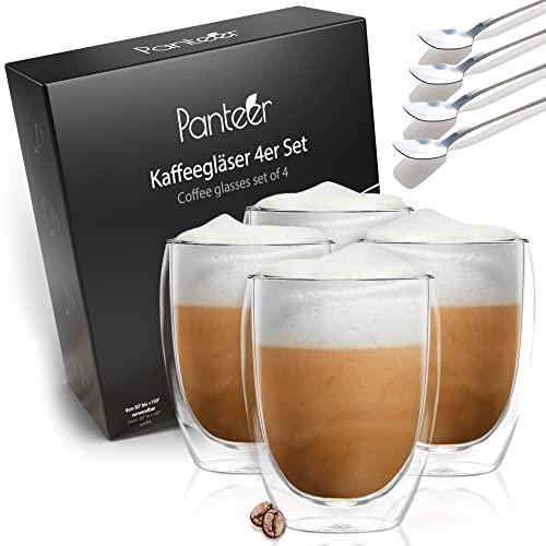 Panteer Kaffeegläser Bild