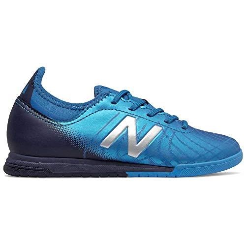 New Balance Tekela v2 Magique IN Niño, Zapatilla de fútbol Sala, Vision Blue