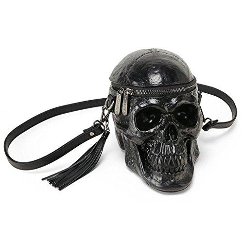 Killstar Schädel Handtasche - Grave Digger Skull