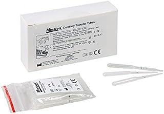 Capilares (50 piezas) para Medidor de Colesterol Mission 3-en-1