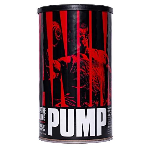 Animal Pump – Preworkout - Vein Popping Pumps...