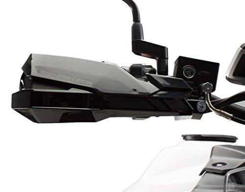 SW Motech Cobra de moto main Protections Paire avec cadre en aluminium