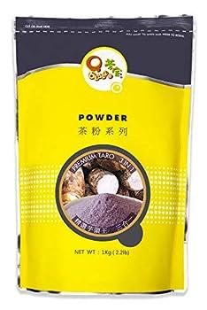 Qbubble Taro Premium Tea Powder 2.2 Pound