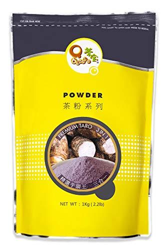 Qbubble Taro Premium Tea Powder, 2.2 Pound
