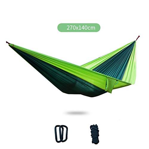 Camping hamac avec Arbre Kit Hanging et Doigt Fil Carabiner.106 L x 55\