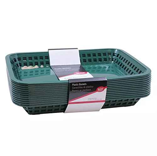 TableCraft Products C1077FG Cash online shopping Columbus Mall and Grande Carry Green Basket