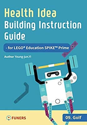 Health Idea Building Instruction Guide for LEGO® Education SPIKE™ Prime 09 Golf