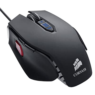 Corsair CH-9000022-EU Vengeance M65 Performance FPS 8200 DPI Laser Gaming Mouse - Black