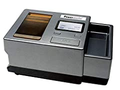 TOP OF THE POWERMATIC LINE - Powermatic's premium electric machine for reliably easy use and speed EASY AUTOMATIC TOBACCO LOADING - Large hopper holds enough tobacco for up to 30 cigarettes. Makes either King or 100 style cigarettes. One button opera...