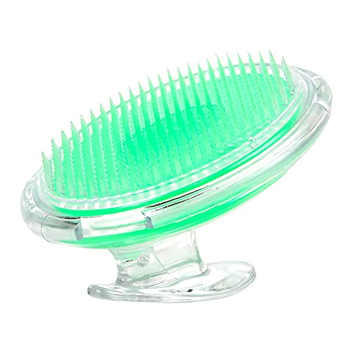 RichnessLong Exfoliating Brush Body Brush Ingrown Hair Manual Massage Brush Silky Smooth Skin Solution Facial Massager