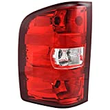 Wholesale Parts Replacement for Driver (left) side tail light fits 2007-2013 Chevrolet Silverado & GMC Sierra