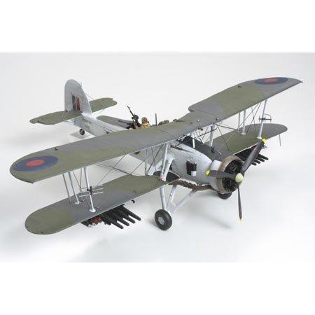 タミヤ 1/48 傑作機シリーズ No.99 イギリス海軍 フェアリー ソードフィッシュ Mk.II プラモデル 61099