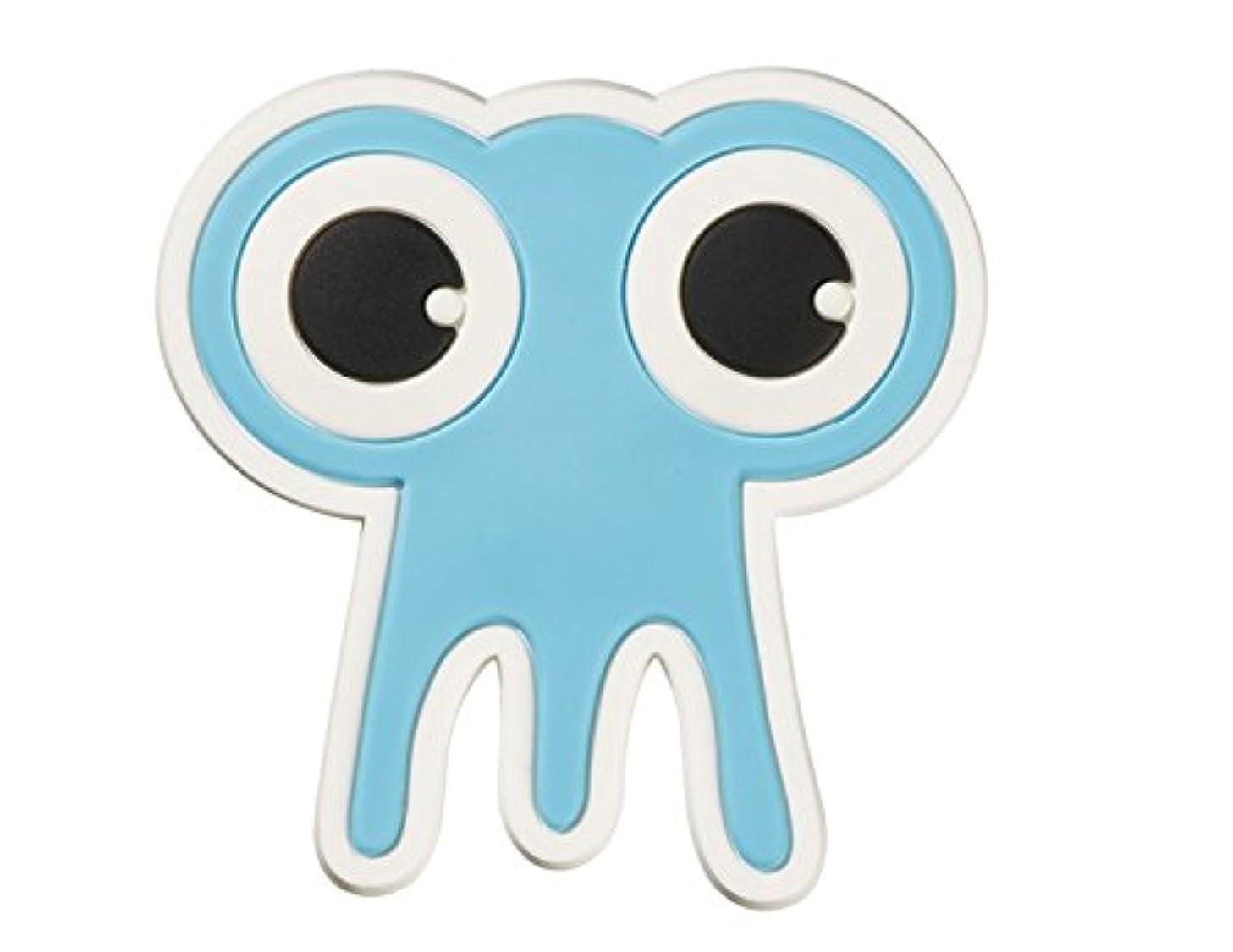 Tinc SHPRTOBL Soft PVC Tonkin Character Pencil Sharpener - Blue