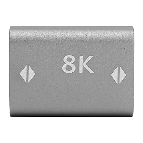 Limouyin Extensor de Interfaz Multimedia HD 8K, Extensor de Interfaz Multimedia HD, Adaptador de extensión 8K, Plug and Play