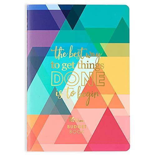 Erin Condren PetitePlanner Budget Book/Budget & Expense Planner Edition 2