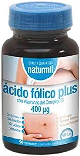 Dietmed Acido Folico Plus 400µg 90Comp. 100 ml