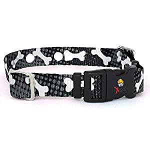 Extreme Dog Fence Replacement Containment and Training Collar Strap for Most Dog Fence Brands – Multiple Patterns and Sizes