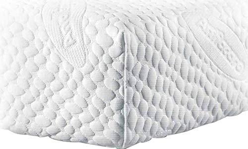 Nostress Protège-matelas pour lit simple hypoallergénique anti-acariens