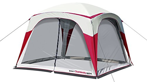 "GigaTent Screen House Tent - Shelter Canopy For Outdoor Camping Parties BBQ - Quick and Easy Set Up - Extra Large Cabin 10'X10' 94"" Height"